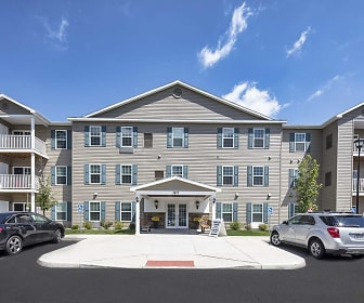 Building, Camillus Pointe Senior Apartments