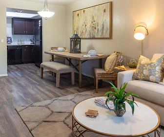 Elegant Living Rooms at La Reserve Villas, La Reserve Villas