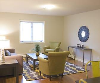 Living Room, Britannia Commons