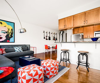Living Room, Apex Manayunk