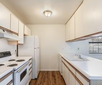 Kitchen, Lost Tree Apartments