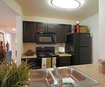 Kitchen, Egate Apartments