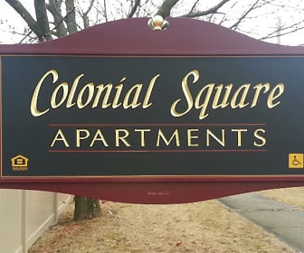 Colonial Square, Sharon Springs, NY