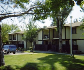 Building, Griffin House Apartments