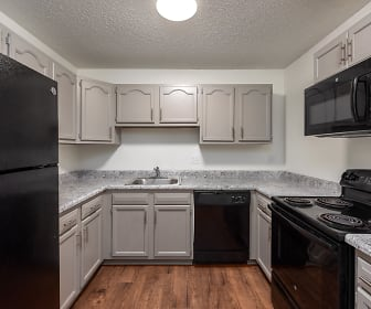 Kitchen, Metro Apartments at Bethalto