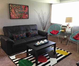 Living Room, Anthos Garden