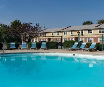 Pool, Winthrop Terrace