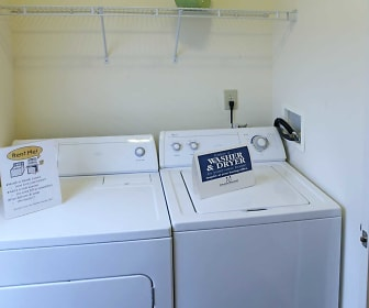 Laundry Room, Summit Place