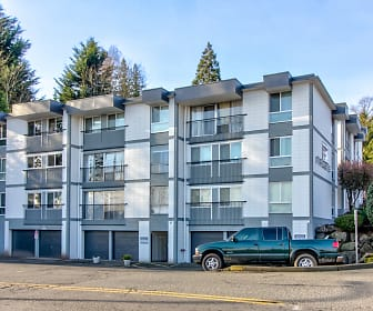 Nacelle Apartments, Downtown, Renton, WA