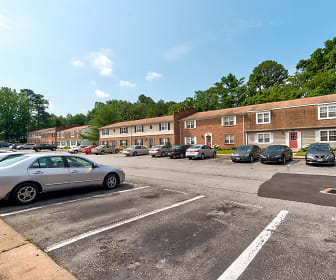 Tanglewood Apartments, Blandford Manor Education Center, Petersburg, VA