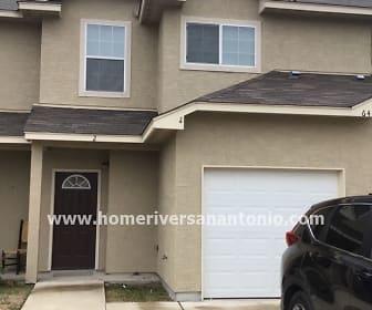 6414 Melanzane Ave - #2, Zuehl, TX