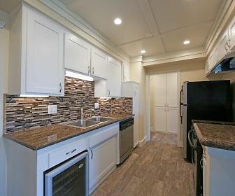 Kitchen, The Vue at Montrose