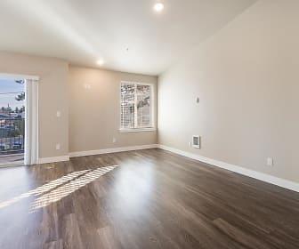 Living Room, Arbor Crest Apartments