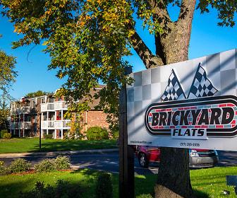Brickyard Flats, Speedway, IN