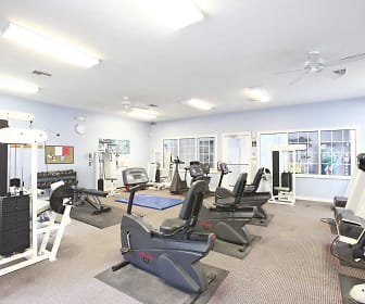 Fitness Weight Room, Valley View Estates