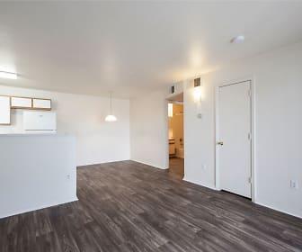 Living Room, Aspen Ridge Apartments