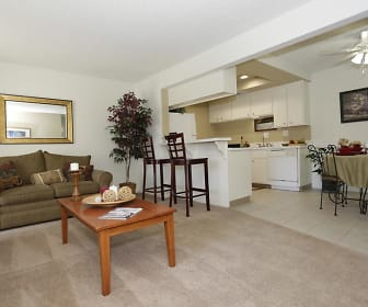 Dining Room, The Alders Apartments