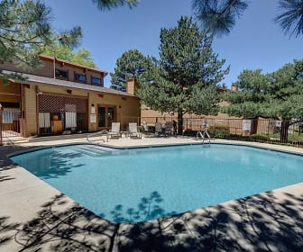 Pool, Butterfield Apartments