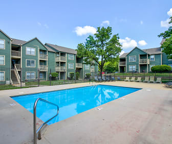 Hilltop Village, Hillcrest, Kansas City, MO
