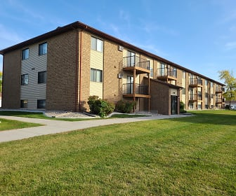 Green Apartments, Oakport, MN