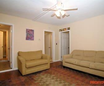 Living Room, 848 Myrtle Street