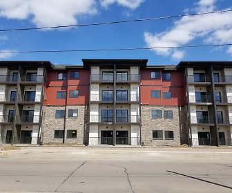 Building, Rivertown Residential Suites