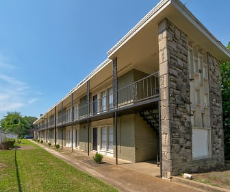 University Flats, Crichton College, TN