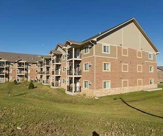 Hilltop Apartments, St Augustin Catholic School, Des Moines, IA