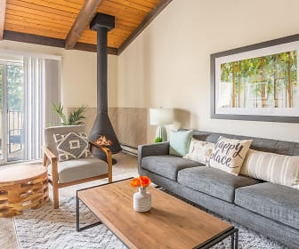 Living Room, Timbers at Kenmore