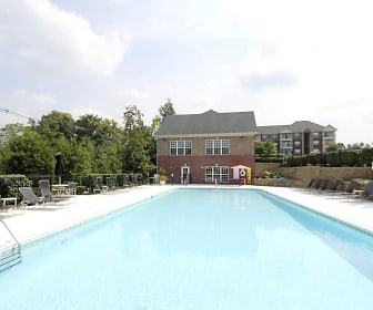 Exterior-Pool, Blankenbaker Crossings Apartments