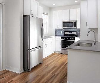 Kitchen, Avalon at The Pinehills