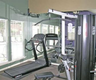Fitness Weight Room, Briar Park Apartments and Townhomes