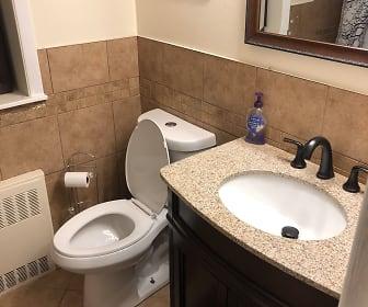 Bathroom, 197 raff ave