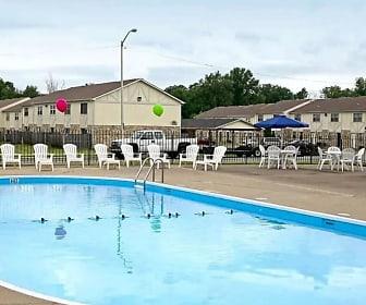 Pool, Parkview Village
