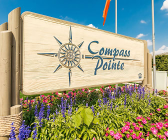 Community Signage, Compass Pointe