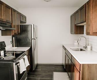 Kitchen, Normandale Lake Estates