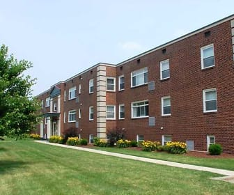 Pacific Highlands Apartments, Highlands Senior High School, Natrona Heights, PA