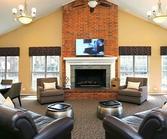Living Room, The Green at Chevy Chase