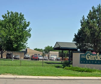 Mesa Gardens, East High School, Pueblo, CO
