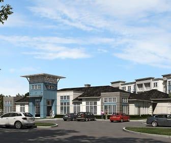 Building, Aqua Palm Bay