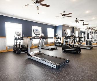 Fitness Weight Room, Sullivan Square