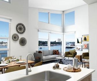 Living Room, Harbor Sky