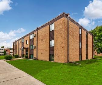 Building, Silver Leaf Apartments