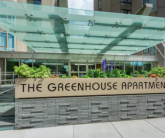 Building, The Greenhouse Apartments
