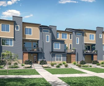 Creekline Townhomes, Heritage Hills, CO