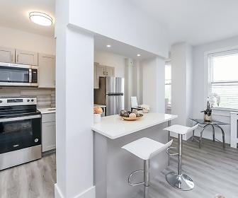 Fairfax Apartments, The, Southwest Cedar Park, Philadelphia, PA