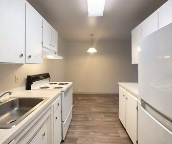 Kitchen, Dakar Apartments