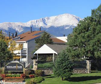 Highland Park, Garden Ranch, Colorado Springs, CO