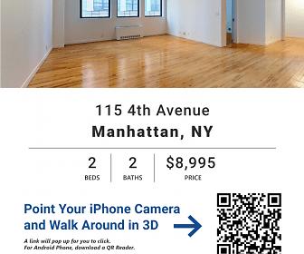115 4th Avenue, Greenwich Village, New York, NY