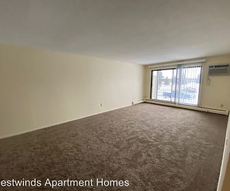 Living Room, Westwinds Apartment Homes